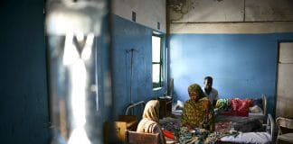 Assessment of hospital facilities in Somalia, 2012, by WHO and UNICEF