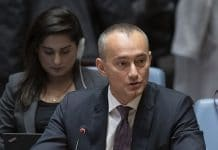 Nickolay Mladenov, UN Special Coordinator for the Middle East Peace Process and Personal Representative of the Secretary-General to the Palestine Liberation Organization and the Palestinian Authority