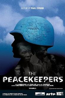The Peacekeepers film cover