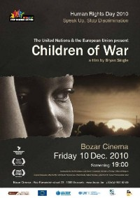 Children of War film poster