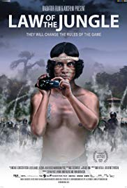 Law of the Jungle film poster