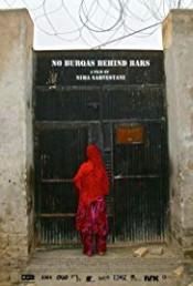 No Burqas behind bars film poster