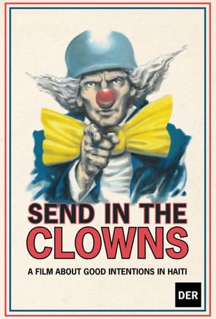 Send in the Clowns film poster