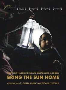 Bring the Sun Home film poster
