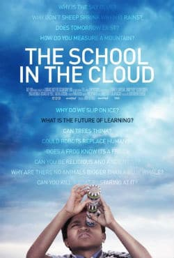 The School in the Cloud film cover