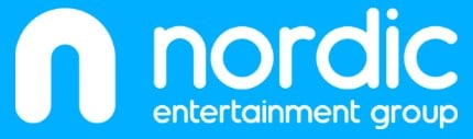 UNRIC Projects: Nordic Entertainment Group (NENT), logo.