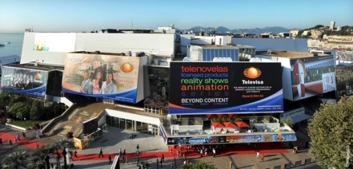 UNRIC Projects: Reed MIDEM MipTV event