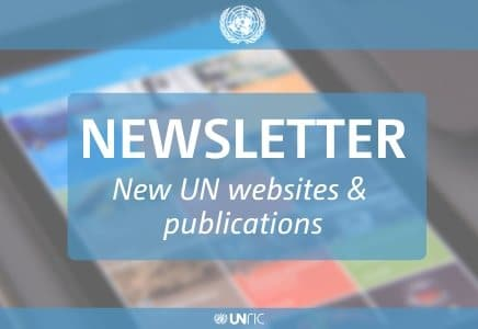 Latest UNRIC Library Newsletter