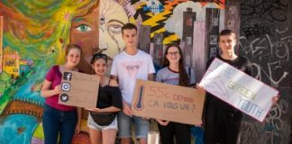 The Green Youth local climate group