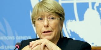 High Commissioner for Human Rights, Michelle Bachelet, Human Rights Day 2019