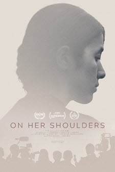 On Her Shoulders film cover