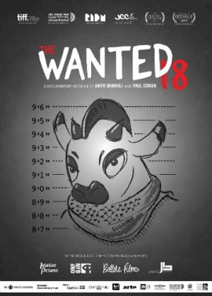 Wanted 18 film poster