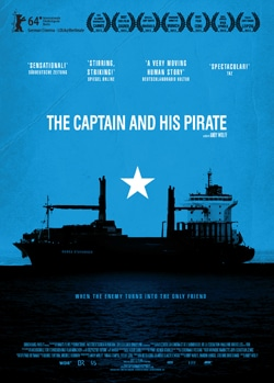 The Captain and his Pirate film poster