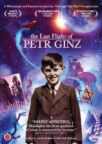 The Last Flight of Petr Ginz film poster