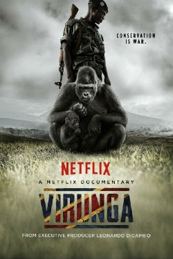 Virunga film poster