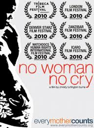 No Woman, No Cry film poster