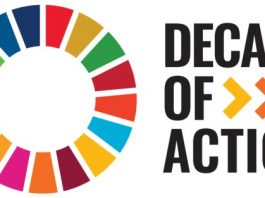 SDG Action of Decade logo