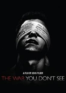 The War you don't see film poster