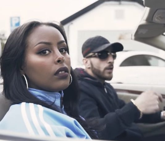 Swedish rap star Cherrie | #COVID19
