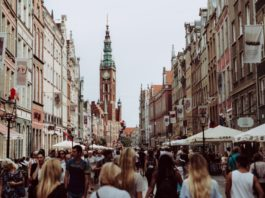 Gdańsk, Poland © by freestocks on Unsplash