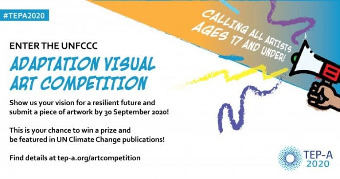 TEP-A Adaptation Visual Art Competition
