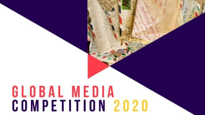 ILO Global Media Competition banner