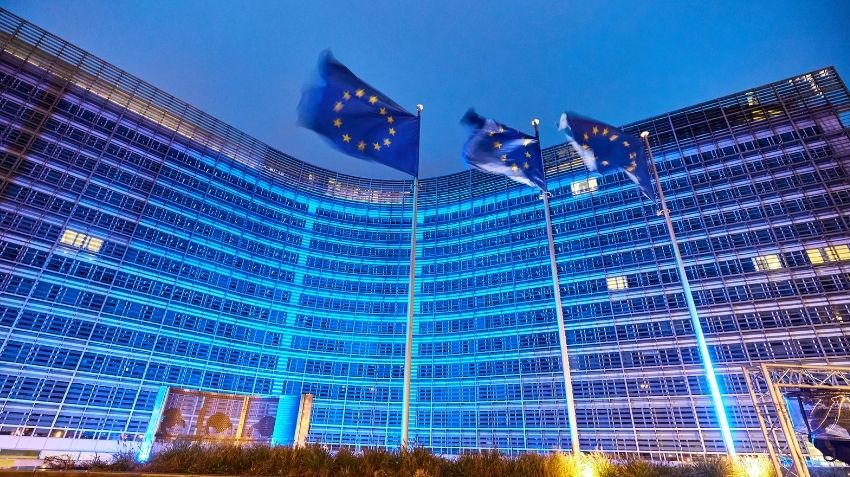 Berlaymont building - European Commission