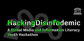HackingDisinfodemic banner