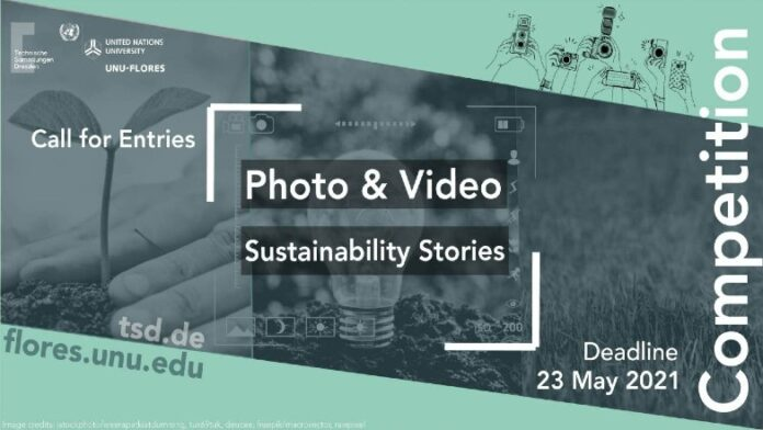 Sustainable Development Photo and Video Storytelling banner