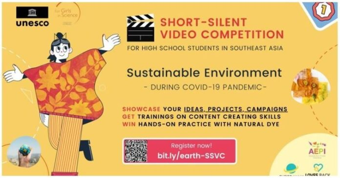 UNESCO Southeast Asia video competition banner