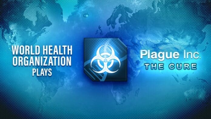 WHO Plague Inc: The Cure banner