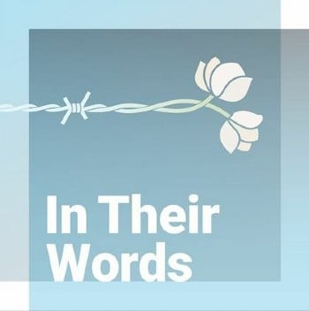 Podcast on the holocaust: In Their Words