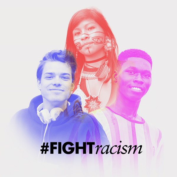 #FightRacism
