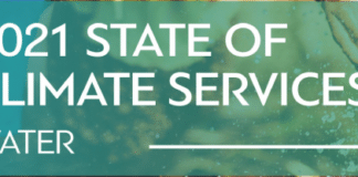 2021 State of Cilmate Servicies Water