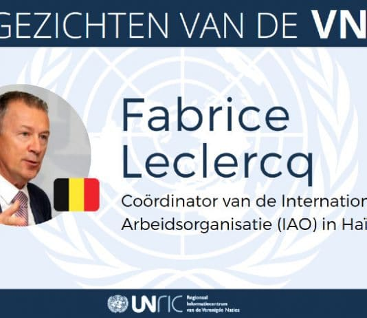 Fabrice Leclercq Faces of the UN