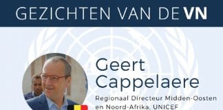 Geert Cappelaere Faces of the UN