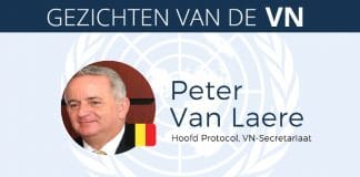 Peter Van Laere, Faces of the UN