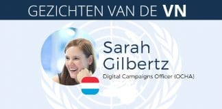 Sarah Gilbertz Faces of the UN